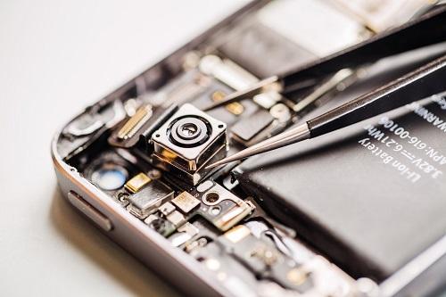 popravka kamere
